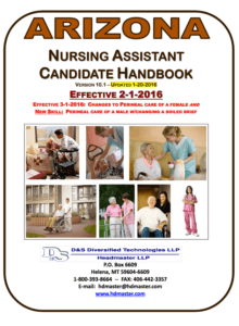 Arizona Nursing Assistant Candidate Handbook